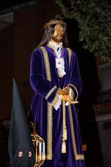 Cristo de medinacelli, pelo natural