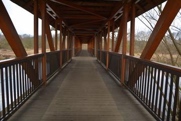 Die Jagd-Brücke im Dessau-Wörlitzer Garenreich