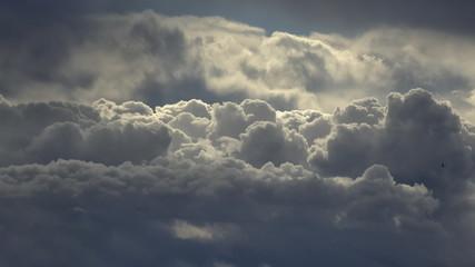 Fototapeta Above the clouds