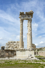 Turkey Pergamon ancient city