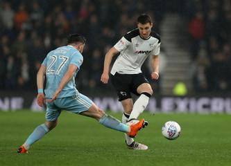 Championship - Derby County vs Sunderland