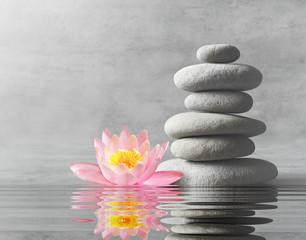 Stones balance. Zen and spa concept.