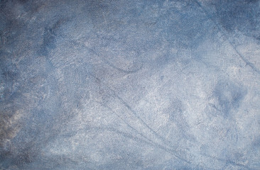 Blue/gray oil painting background