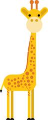 Rounded Giraffe