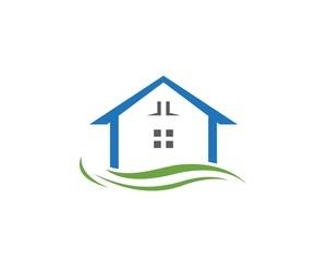Building Home House Logo