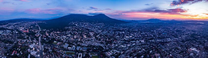 Sunset San Salvador