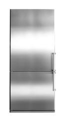 Modern Refrigerator isolated