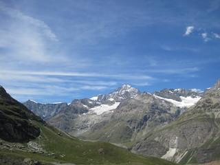 Beautiful scenery of Switzerland - Schwarzsee -