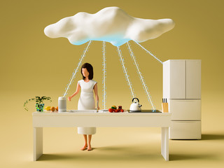 IoTとキッチン