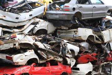 Cars for scrap