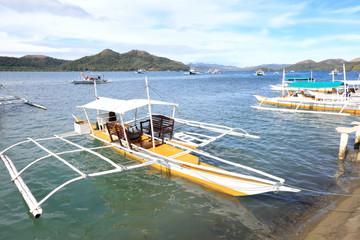 Coron Island Harbor, Philippines
