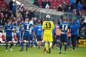 Bundesliga - VfB Stuttgart vs Hamburger SV