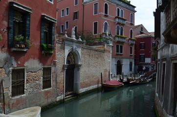 Wenecja, kolejny pusty zaułek