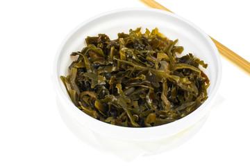 Seaweed marinated dietary