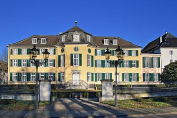Herrenhaus der Textilfabrik Cromford in Ratingen