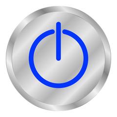 mettal button power