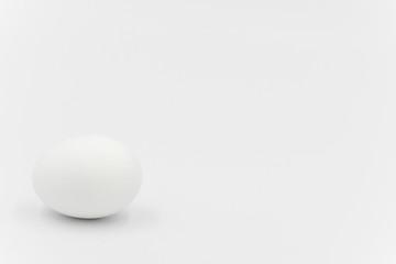 isolated egg