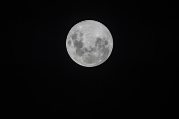 Blue Moon Full Moon