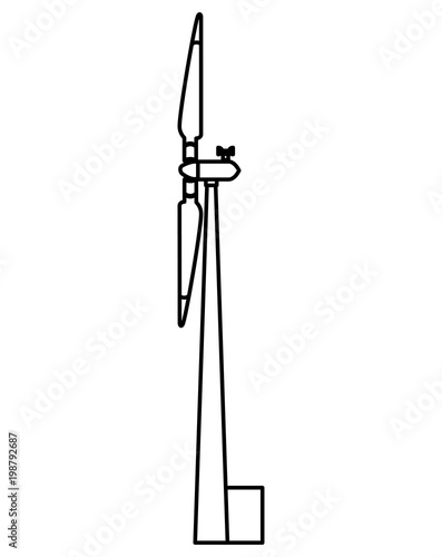 u0026quot energy renewable turbine wind power side view u0026quot  stock image and royalty