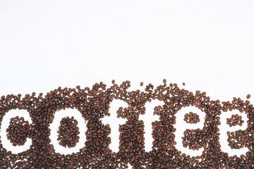 Creative coffee backdrop