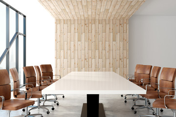 Light conference room