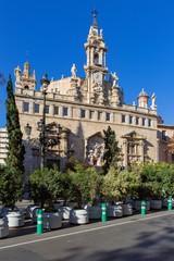 バレンシアンのサントス・ファネス教会