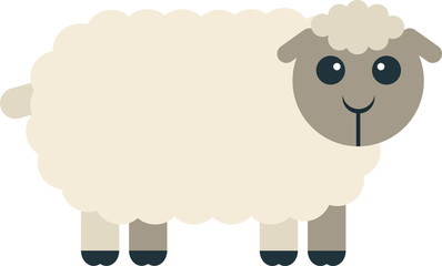 Rounded Sheep