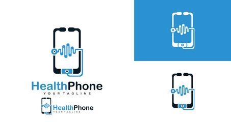 health phone logo