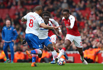 Premier League - Arsenal vs Stoke City