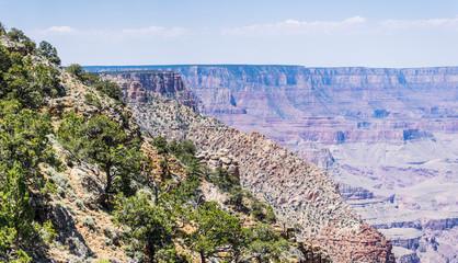 Poster de jardin Parc Naturel Grand Canyon National Park, Arizona, USA. Journey through the nature parks of the southwest of the USA