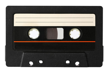 The sound recording tape