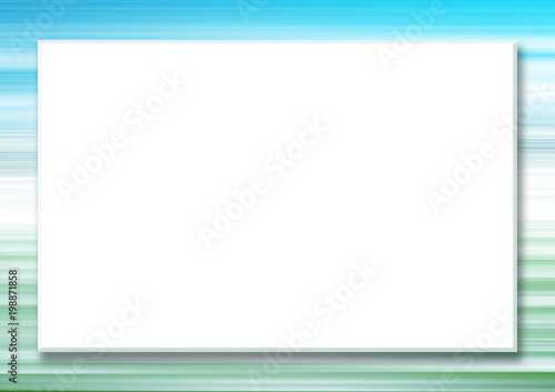 Horizontal mock up template with large white text box multicolored horizontal mock up template with large white text box multicolored striped border abstract blurred stopboris Gallery