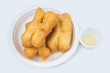 CHINESE FRIED DOUGH