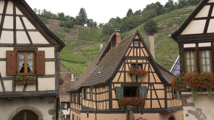 Niedermorschwihr, Alsazia, Francia