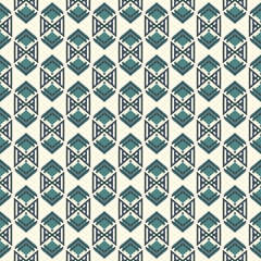 Seamless pattern with arrow fletching. Repeated chevrons wallpaper. Tribal and ethnic motif. Native americans ornament