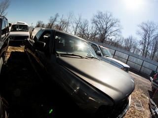 Junkyard: Pickup Truck