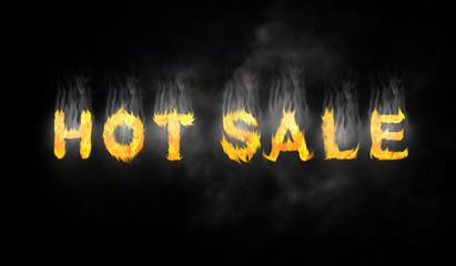 Fiery hot sale design template burn flame
