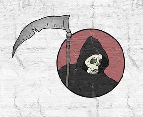 dead Halloween character