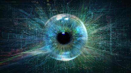 surveillance, tech concept