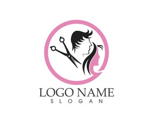 Haircut Style Logo Design Template Buy This Stock Vector And