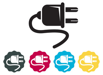 Electrical Plug Icon