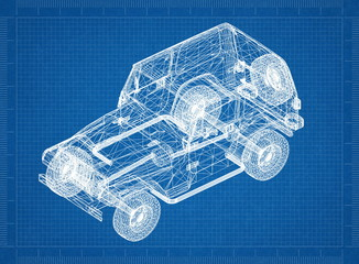 Search photos suv blueprint suv 3d blueprint malvernweather Images