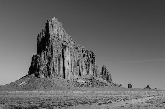 Ship Rock, New Mexico 1583 feet