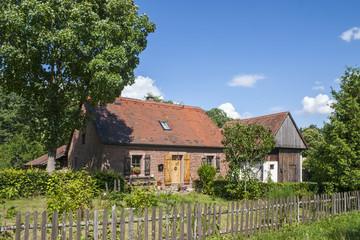 Altes Bauernhaus im Pfälzerwald