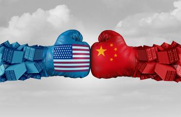China USA Trade Challenge