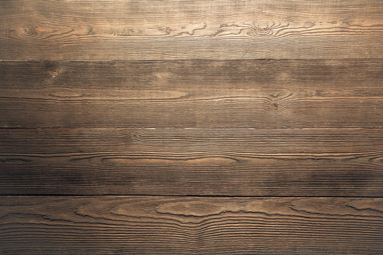 Wooden Textured Background Panel