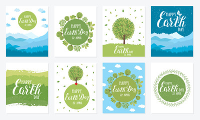 Vector illustration with the words, wooden signboard and green leaves
