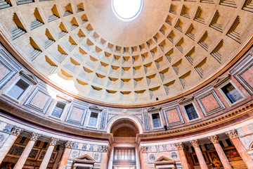 Wall Mural - Rome, Italy - Pantheon
