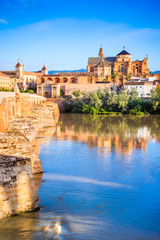 Wall Mural - Cordoba, Andalusia, Spain - - Cathedral Mezquita,