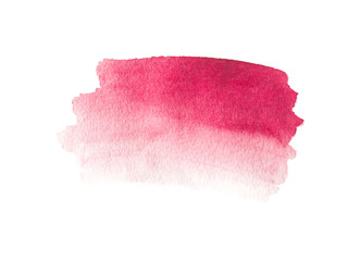 dark pink watercolor  splash backdrop. color like red, marsala. Ombre background for text, logo, label, tag, card